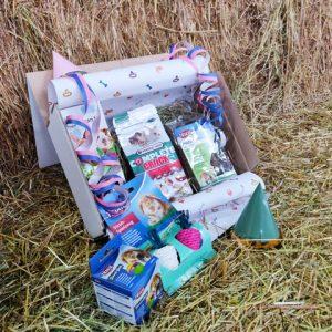 Knaagbox verjaardagscadeau - Dierencadeau - Oudsbergen